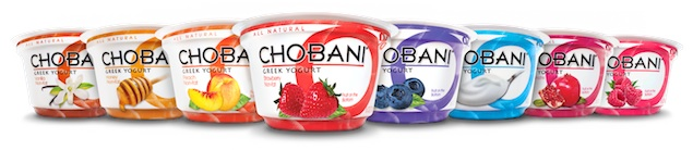 Chobani yogurt images