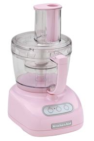 KithenAid Komen Foundation Food Processor