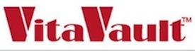 Vitavault logo