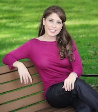 Erin Wade author photo