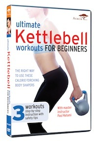 Ultimate Kettlebell DVD