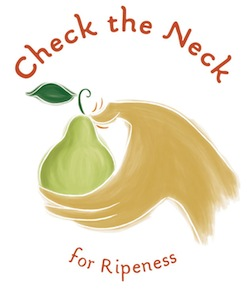 Pear ripeness test