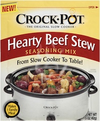 Crock pot seasoning 