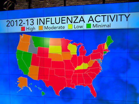 flu tracker