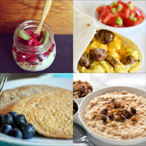 Best Protein Breakfasts for Weight Loss